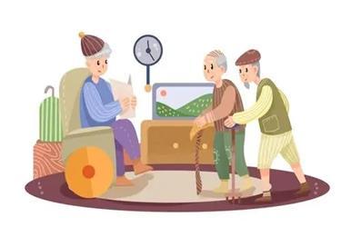 西青区养老院分享如何让老年人心境变得愉快?